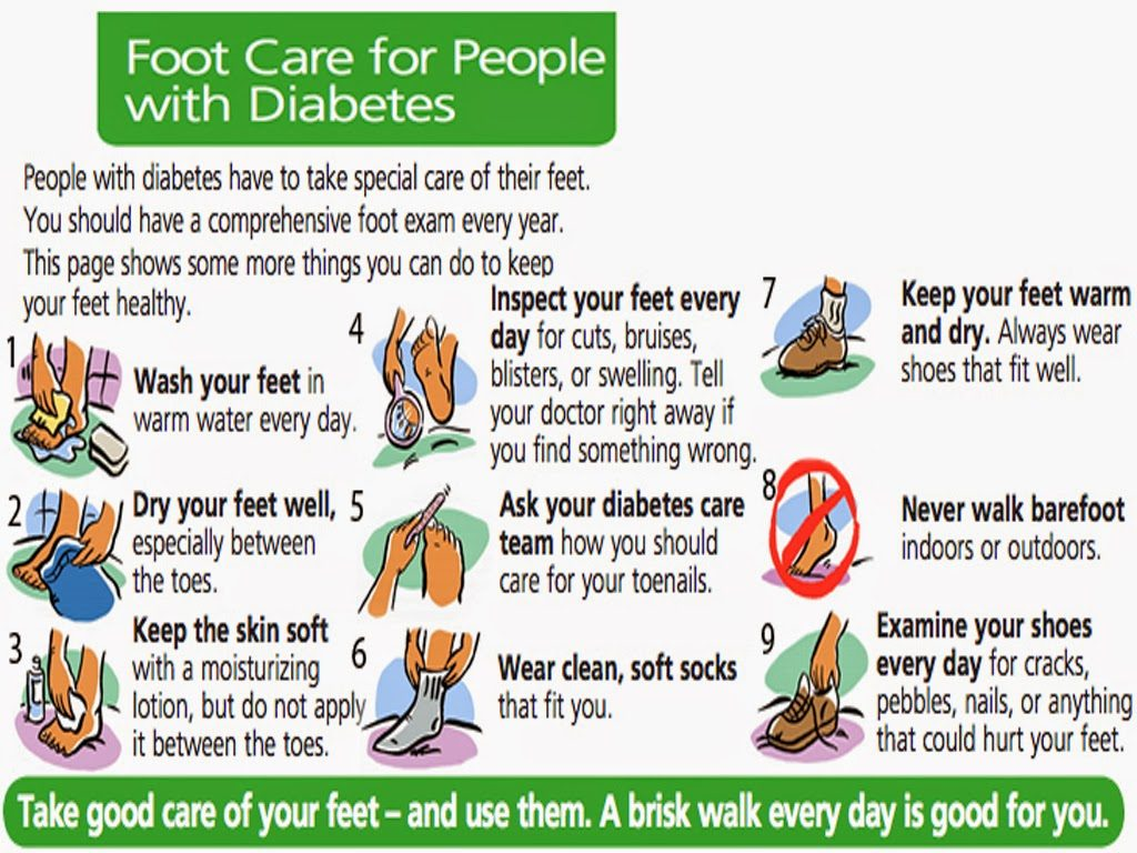 5 Tips For Healthy Feet