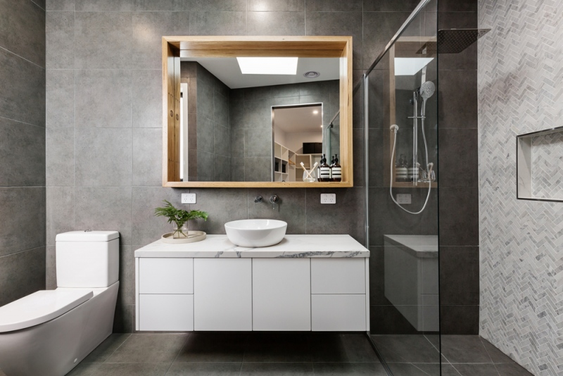 Bring New Style To Your Bathroom Without A Total Renovation