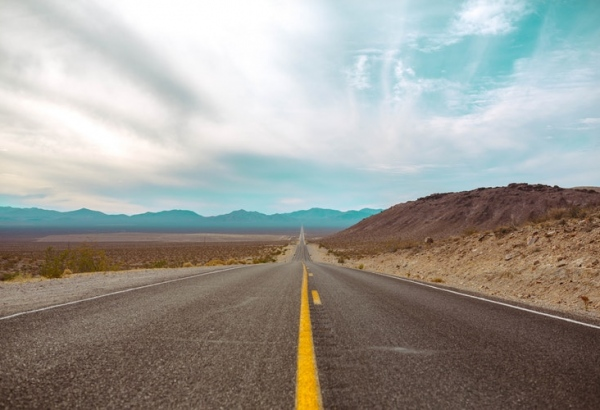 Long Ways: Sweet Feeling Of Going Road Trip Alone
