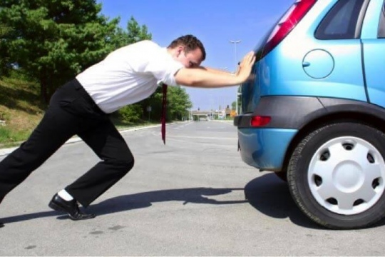 5 Common Reasons Why Your Car Breaks Down