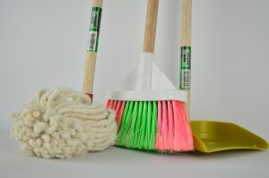 post construction cleaning tools