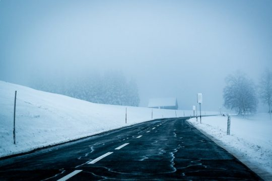 5 Precautions To Take During Winter Driving