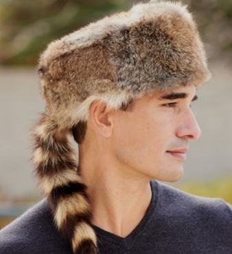 How To Pull Off A Coonskin Cap Without Looking Like A Redneck