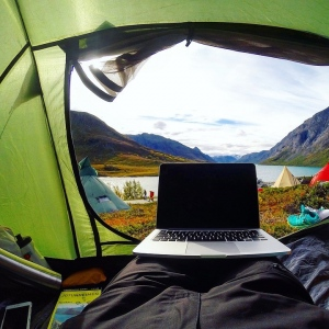 Camping Tips For Digital Nomads - 5 Things You Must Consider