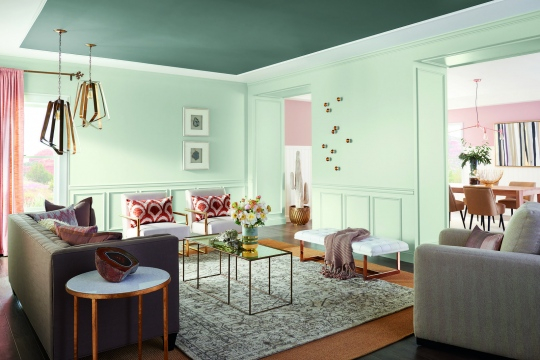 Prep Your Living Room for the Present Day: 2018 Trends You Need to Know