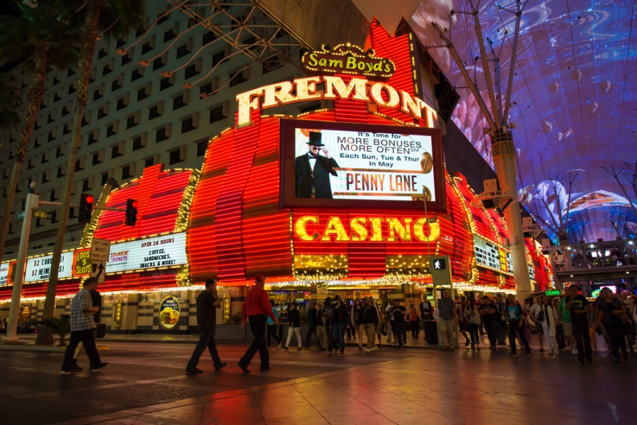 The Fremont Street Experience: What to See, Do, and Eat